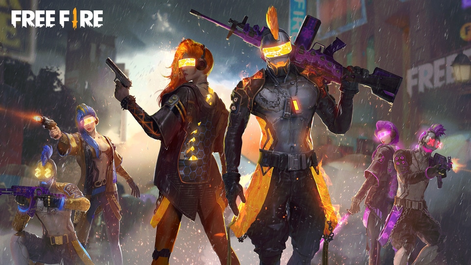 Garena Free Fire Getting New Weapons And Features With An Update