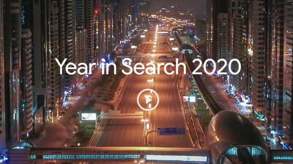 Here's what India searched for in 2020