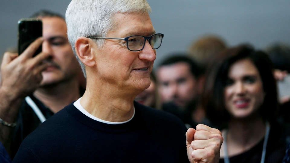 Apple CEO Tim Cook tweeted about Facebook's tracking its users and added his opinion to what he thinks about the latest feud.