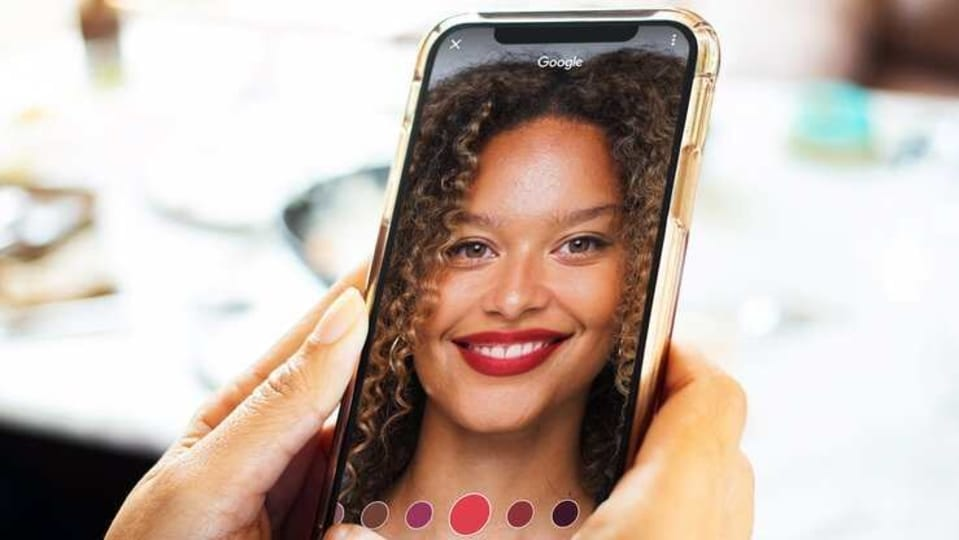 Google brings virtual try-on to beauty search results