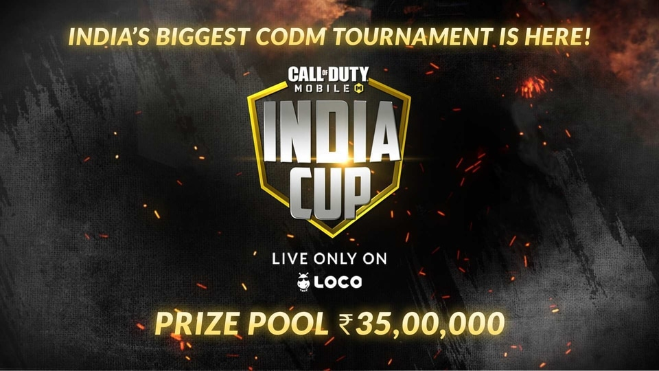 Activision Blizzard and Pocket Aces' Loco partner to host India's biggest Call of Duty Mobile Tournament