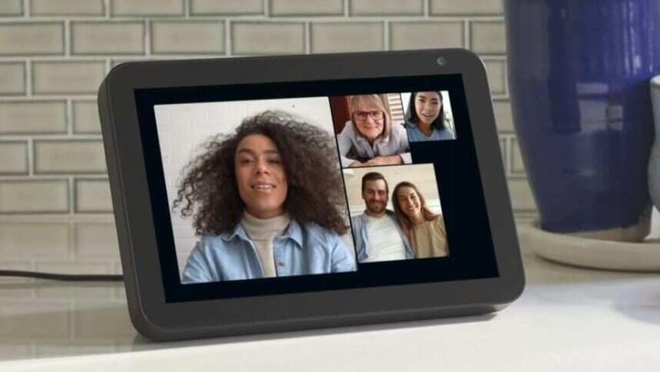 Amazon Echo smart display