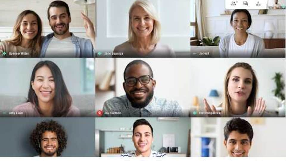 Google Meet and Duo see a growth in usage in 2020