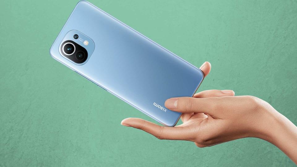 Xiaomi Mi 11.