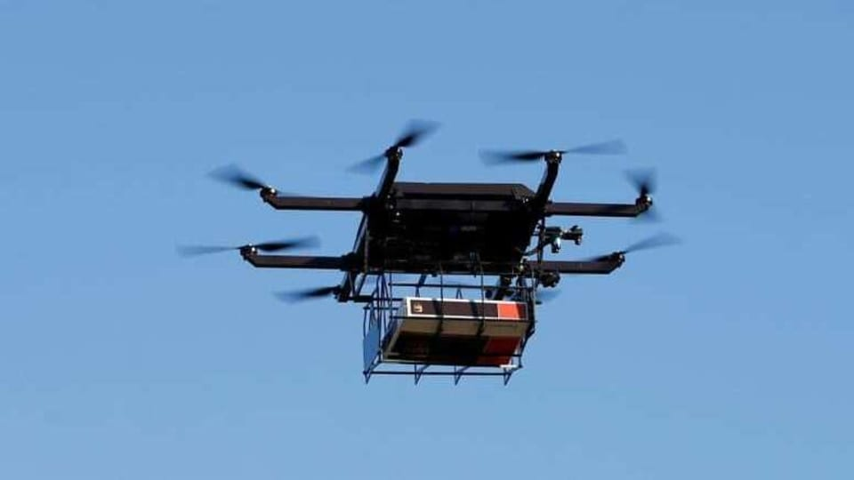 US to allow small drones to fly over people and at night