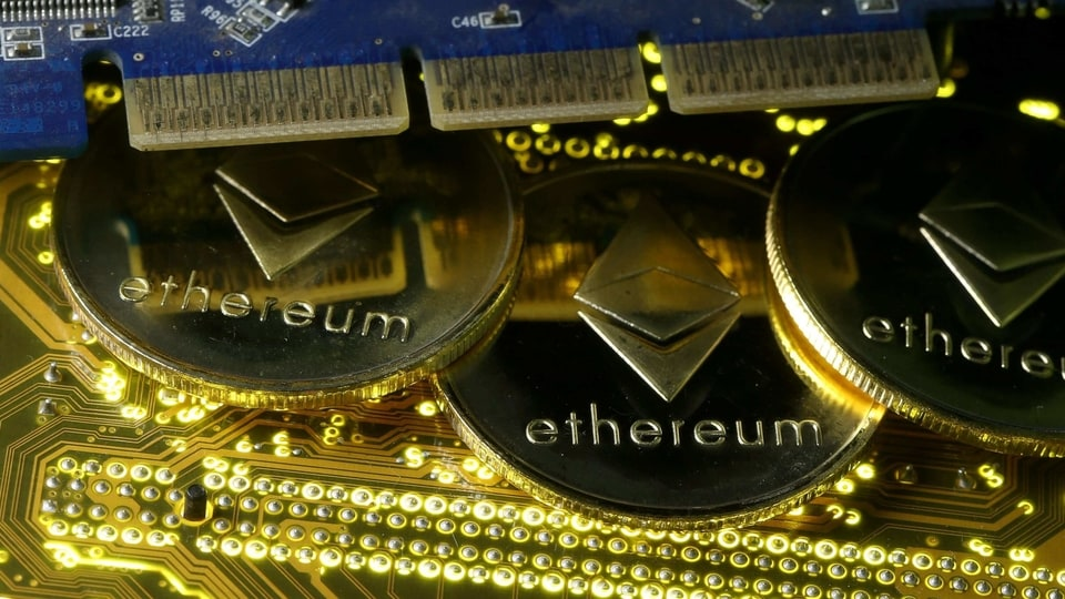 After Bitcoin, Ether hits a new high