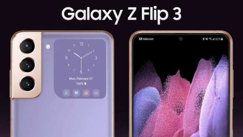 Here's the way Samsung Galaxy Z Flip 3 would resemble