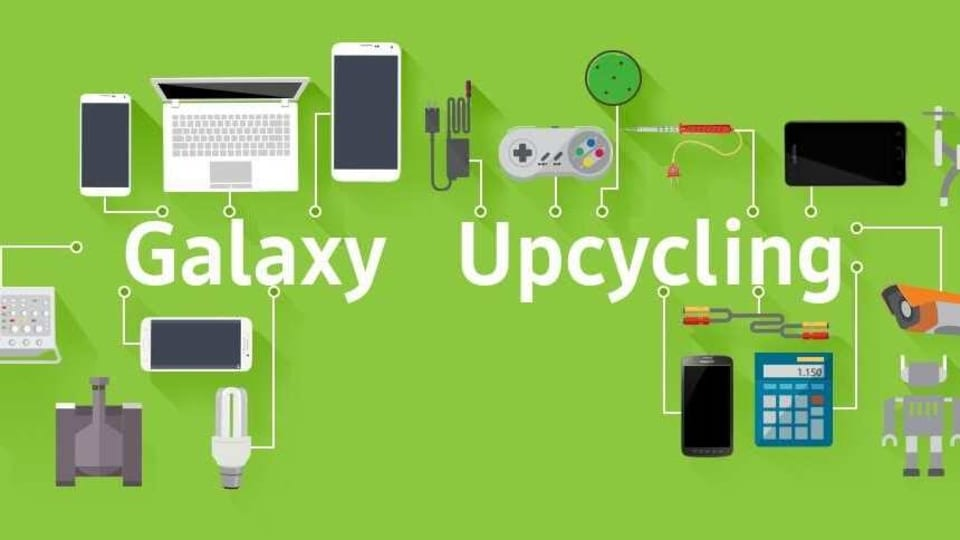 Samsung wants its customers to actually make a difference with their old devices, which would otherwise end up in landfills or dumped in the ocean.