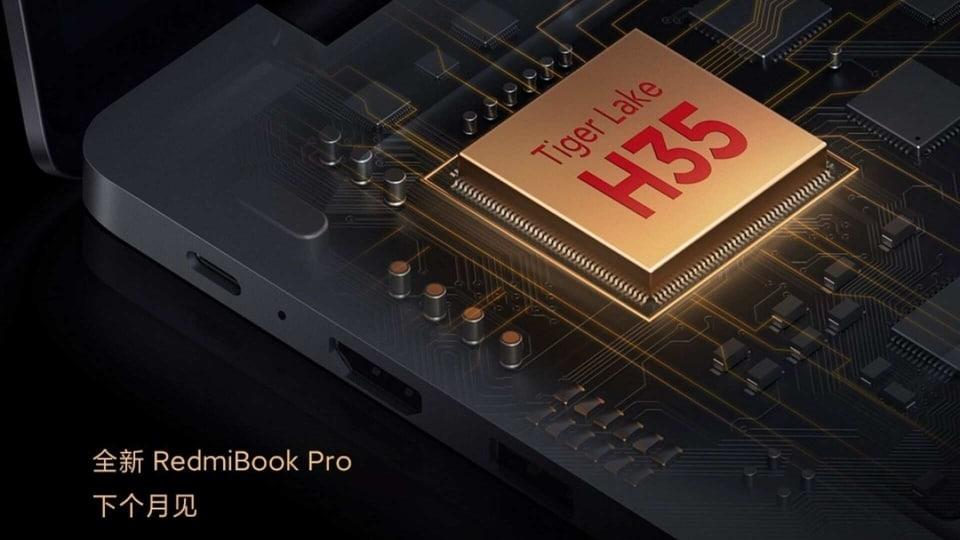 RedmiBook Pro teaser