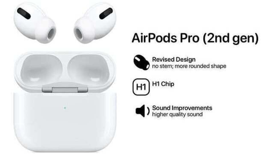 Rumoured Apple Airpods Pro 2 Leak Hints At Updated Stem Less Design Ht Tech