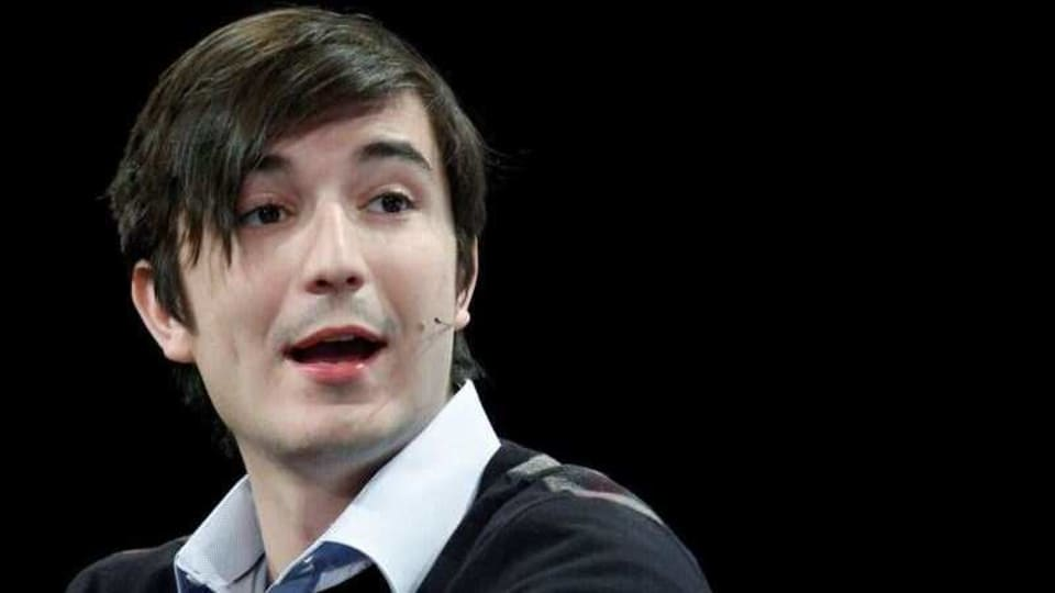 Vlad Tenev is also the co-founder of investing app Robinhood