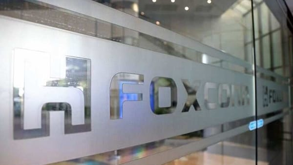 Foxconn is looking at other areas for growth, including in electric vehicles (EVs).