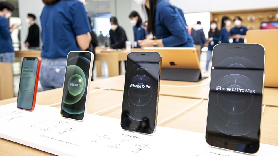 The Apple iPhone 13 is going to come with some significant 5G improvements    HT Tech
