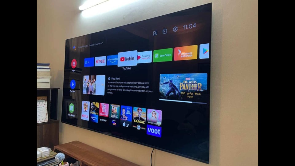 The Sony Bravia A8H costs <span class='webrupee'>₹</span>2,79,990, that's no pocket change. Consider this an investment, one you'd make if you have that kind of money to spare, obviously.