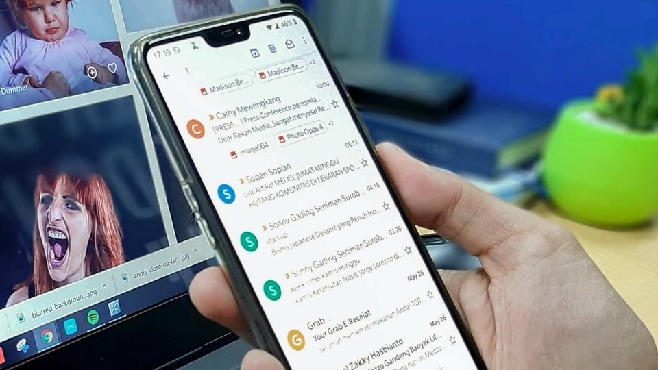 Here's how to quickly copy and paste email addresses on Gmail for Android.