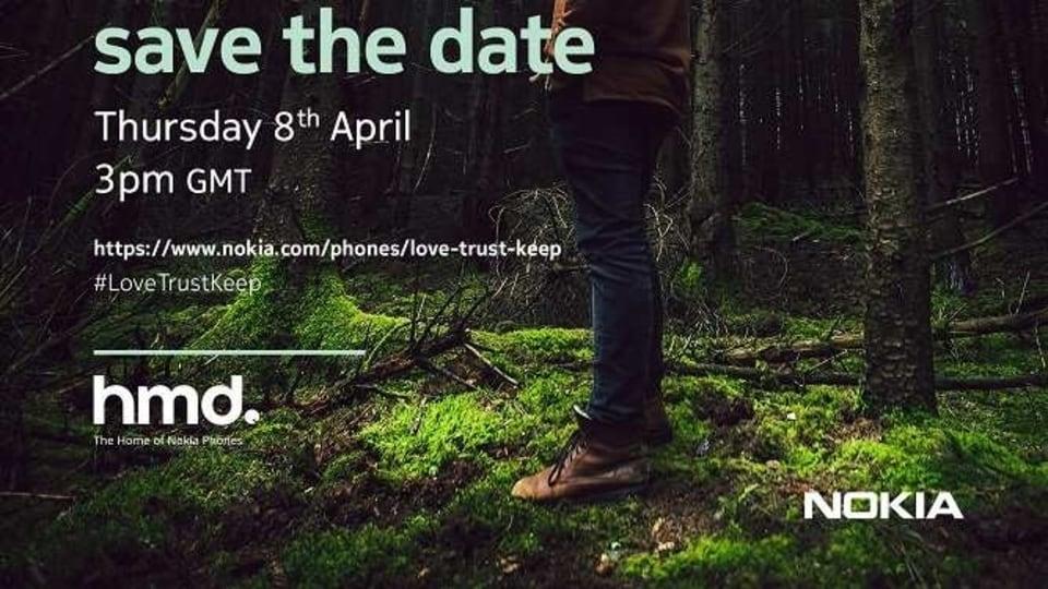 Nokia launch event