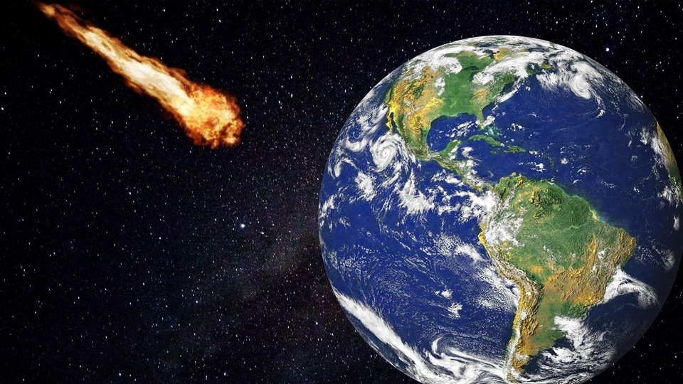 (Representative image) NASA tracks and catalogues such objects that could potentially slam into Earth and unleash enormous destruction, like the massive asteroid hit that wiped out 75% of life on the planet 66 million years ago.