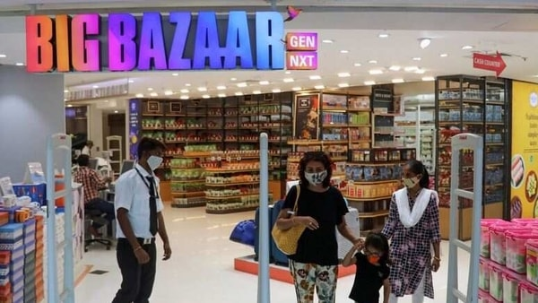 Big Bazaar introduces a fast delivery service, 1 Lakh order