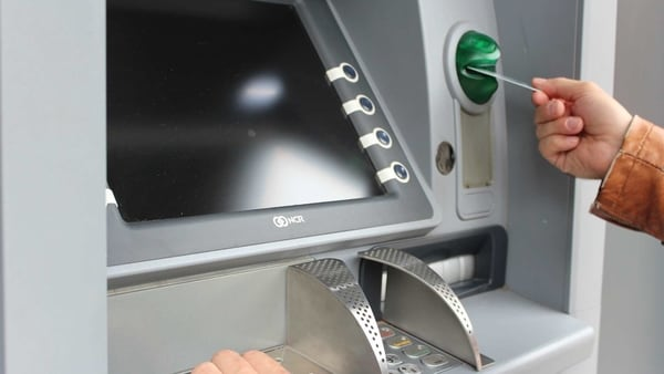 This tech allows users to easily withdraw cash from an ATM without the credit or debit card.