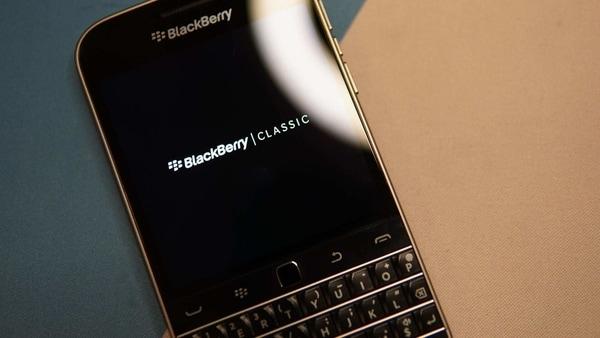 BlackBerry to make a comeback again.