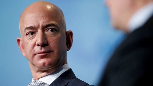 Jeff Bezos topped Forbes' annual world's billionaires list for the fourth consecutive year.