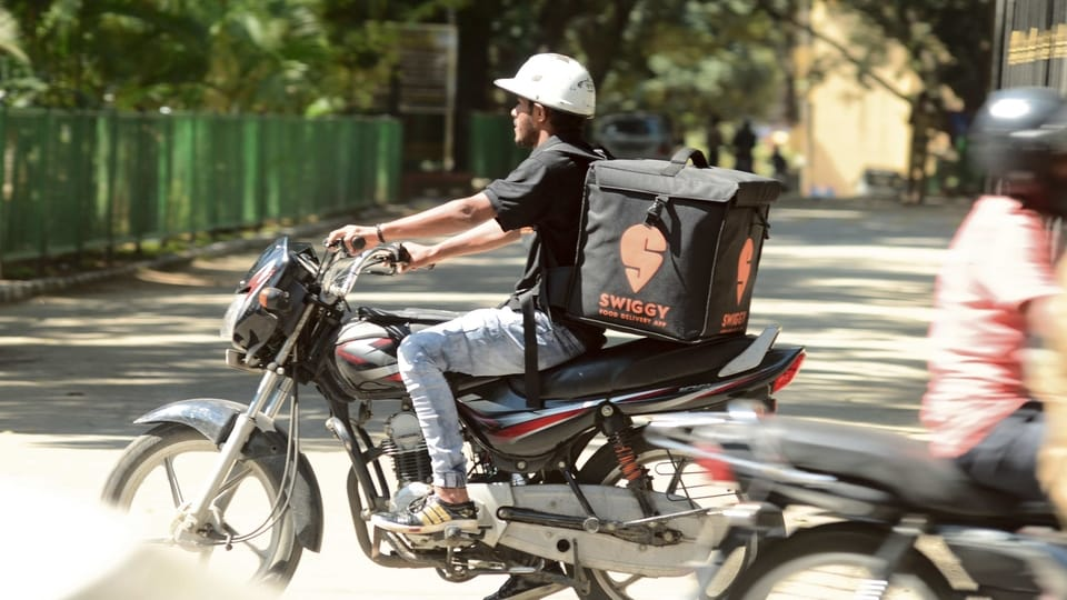 """The cofounder said the startup's hyperlocal grocery delivery service is showing """"amazing promise."""""""