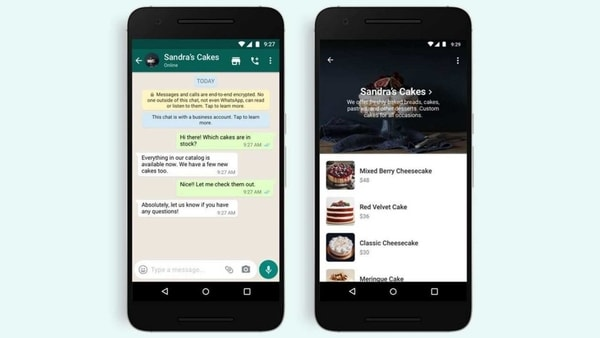 WhatsApp business users gets new features