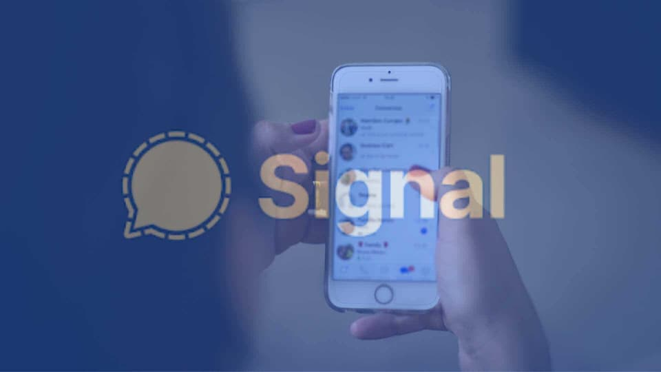 Signal's open-source code is now up to date.
