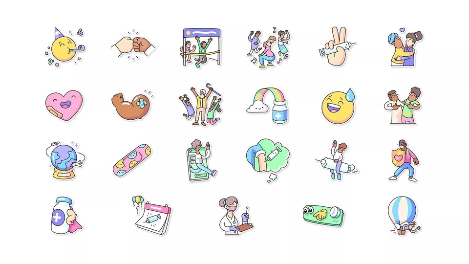 WhatsApp partners WHO to launch Covid-19 vaccine sticker pack