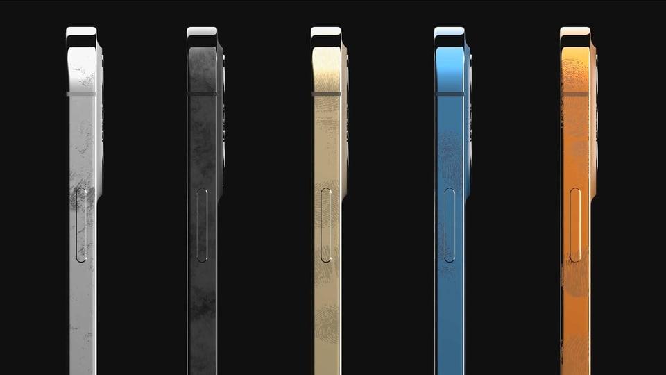 iPhone 13 concept.