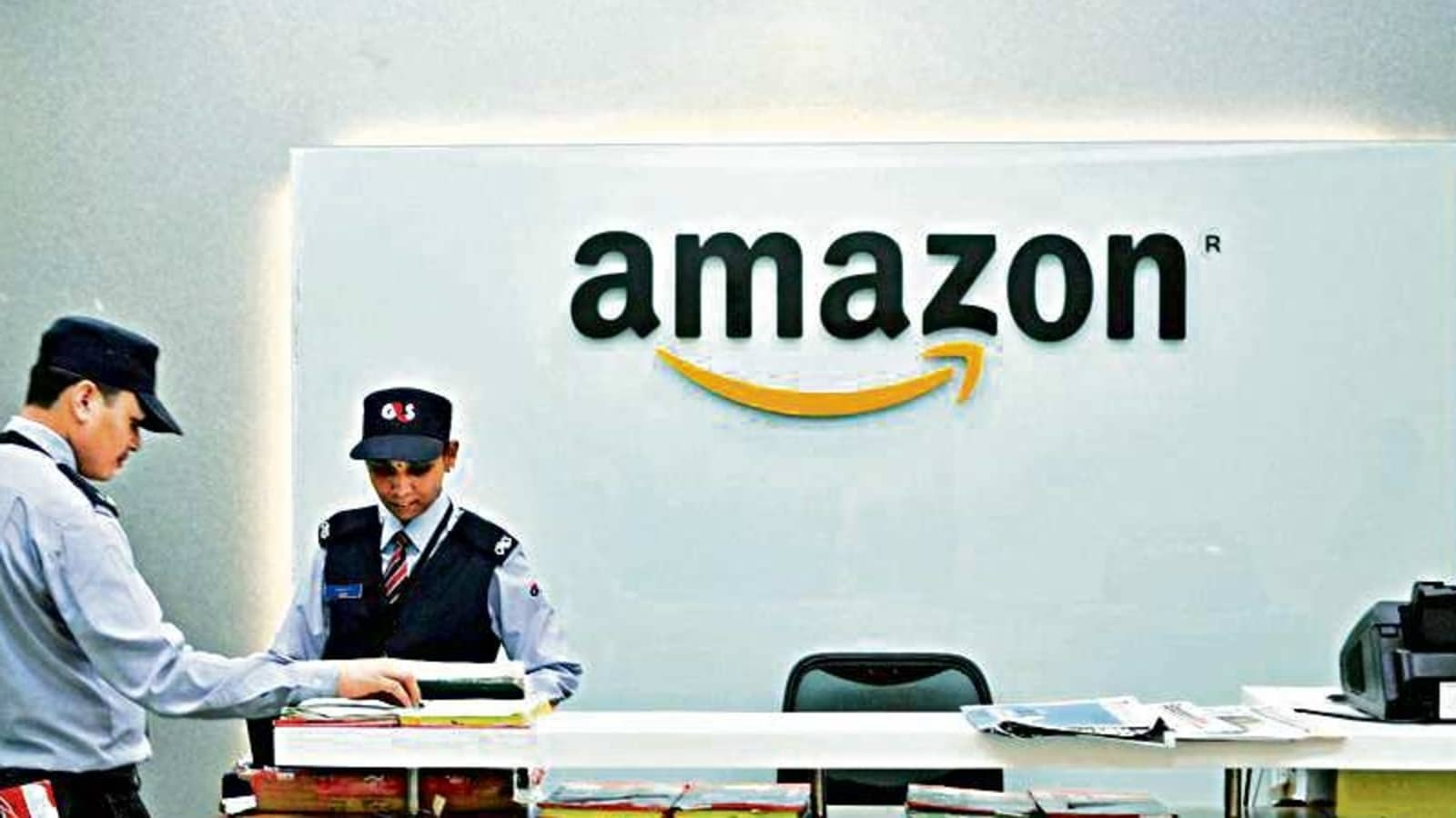 Amazon is helping to raise the union