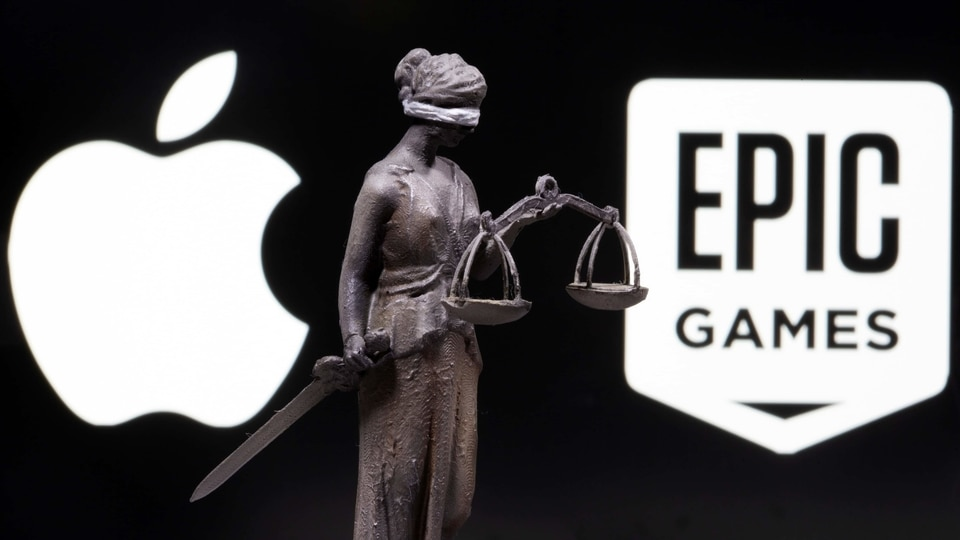 Just recently, Apple CEO Tim Cook commented on the case with Epic Games. REUTERS/Dado Ruvic/Illustration/File Photo