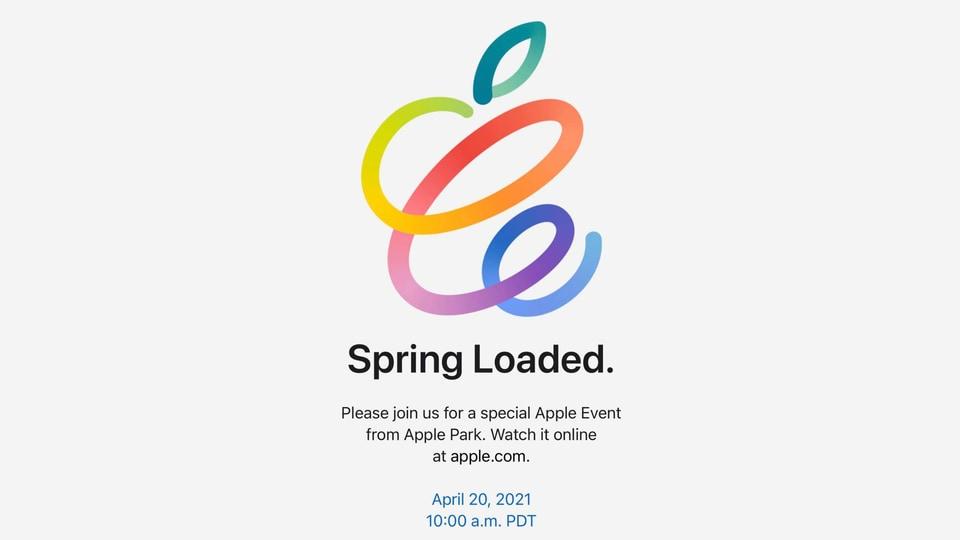 Apple 'Spring Loaded' event.