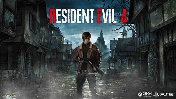 This is the first full 'Resident Evil' game that seems specifically designed for VR - and specifically for Facebook's standalone Oculus Quest 2.