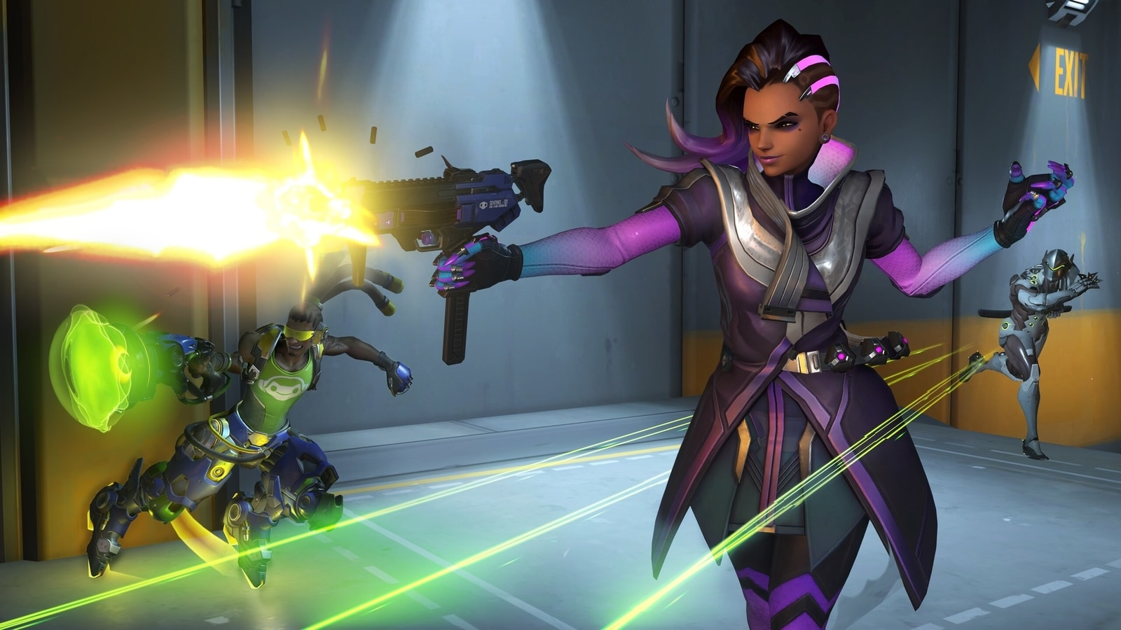 hindustantimes.com - HT Tech - Blizzard, IBM use AI to find the best Overwatch players