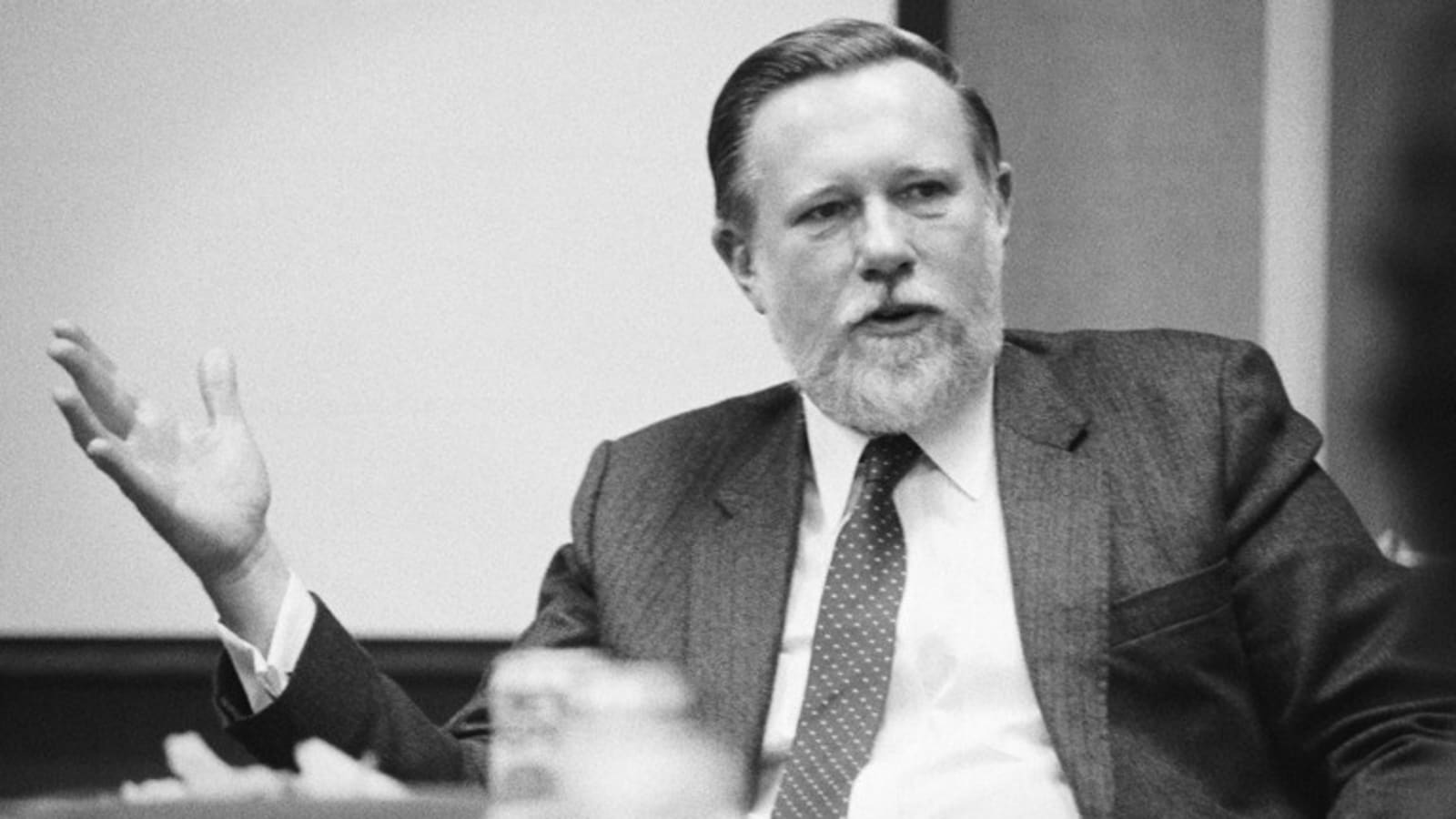 Adobe founder, Charles 'Chuck' Geschke, has died at 81