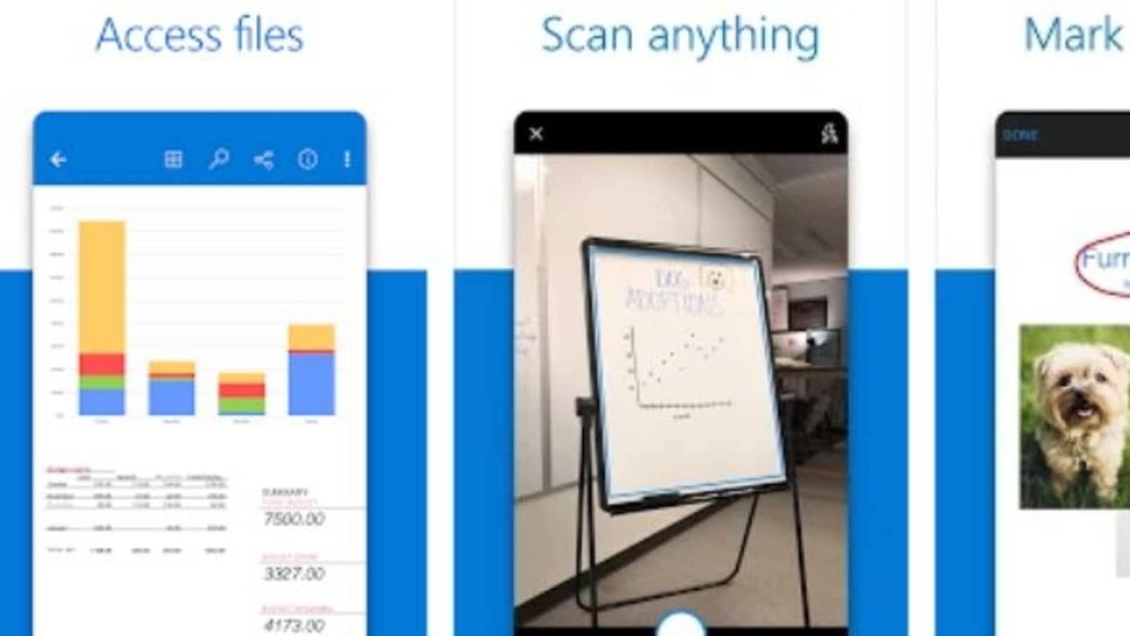 Microsoft updates Bing , OneDrive for Android applications