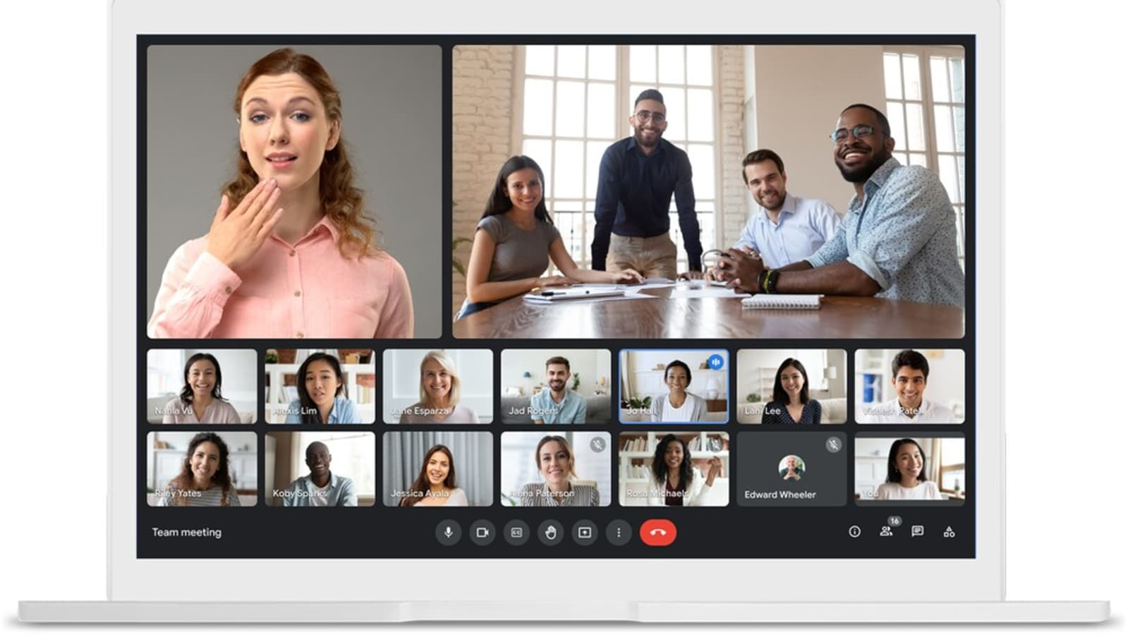 Google Meet gets a redesign, a data-saving option, and more