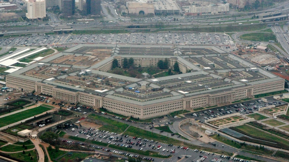 FILE PHOTO - This March 27, 2008, file photo, shows the Pentagon in Washington.