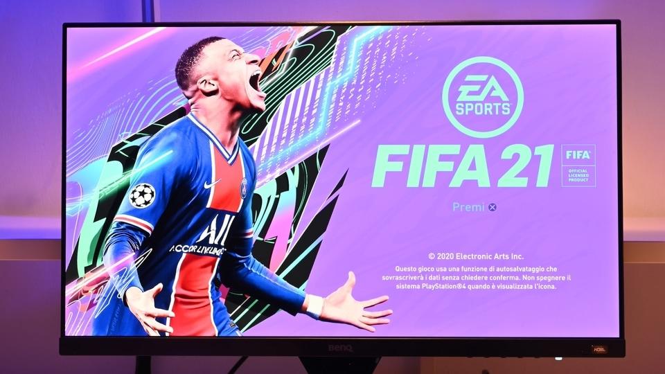 FIFA 2021.