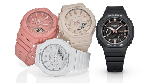 Casio revealed its 2021 line-up via a global exhibition online.