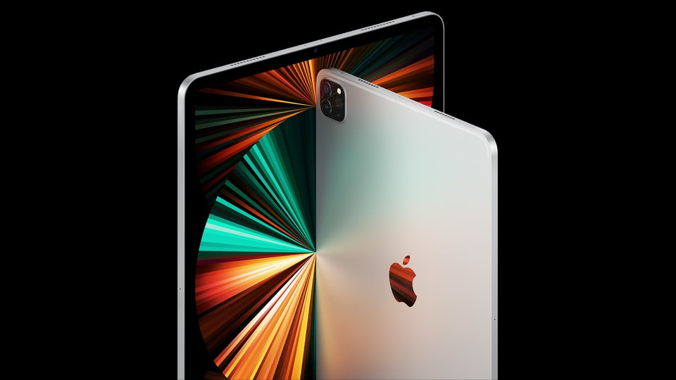 New Apple iPad Pro.
