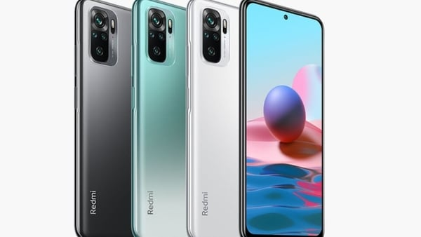Redmi Note 10s is coming soon