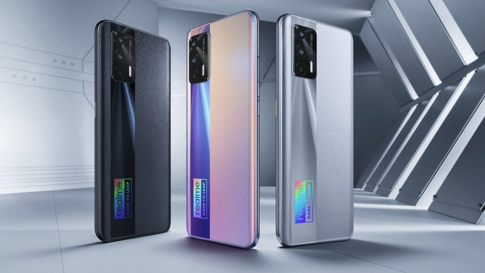 The Realme X7 Max is expected to be a rebranded version of the Realme GT Neo (pic above).