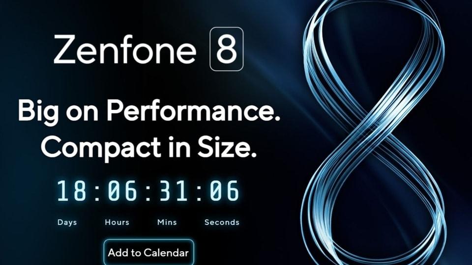 Asus Zenfone 8 mini is coming soon
