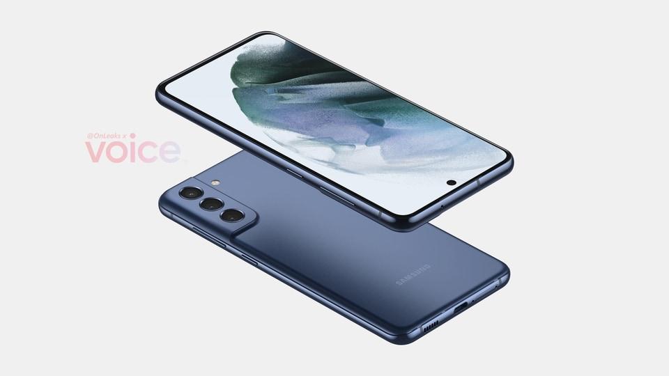 Samsung Galaxy S21 FE leak.