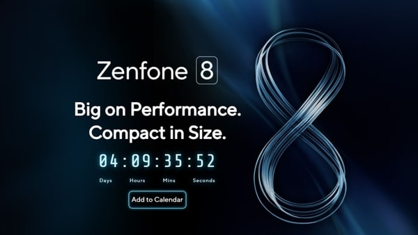 Asus Zenfone 8 launch in the country has been pushed back till the Covid-19 situation in India improves.