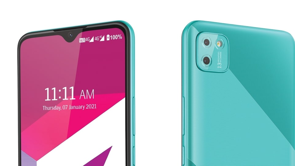 Lava Z2 Max launched
