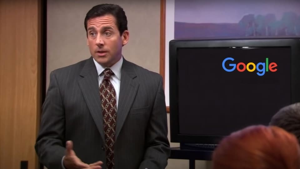 The DVD screensaver was made even more popular by a cold open of one of the episodes of The Office.