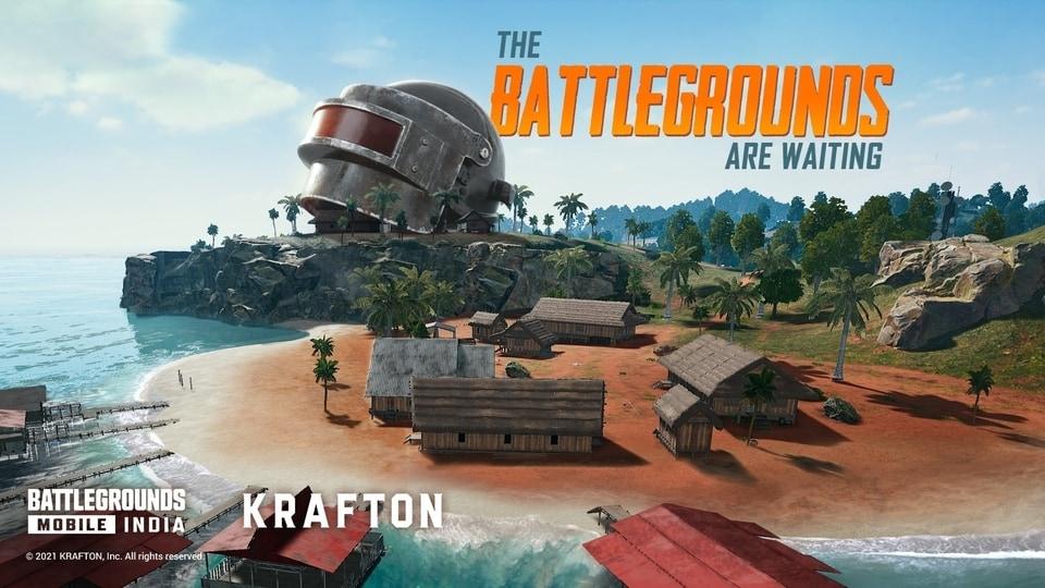 Battlegrounds Mobile India teaser